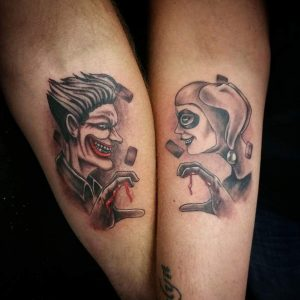 d650fa18b5c41e9e3432f9993c600f65 300x300 - Frases, Imágenes y Tatuajesde del Joker (El Guasón)