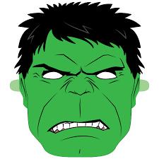 descarga 1 - Dibujos de Hulk para colorear