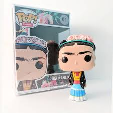 descarga 17 - Funko Pop Frida Kahlo