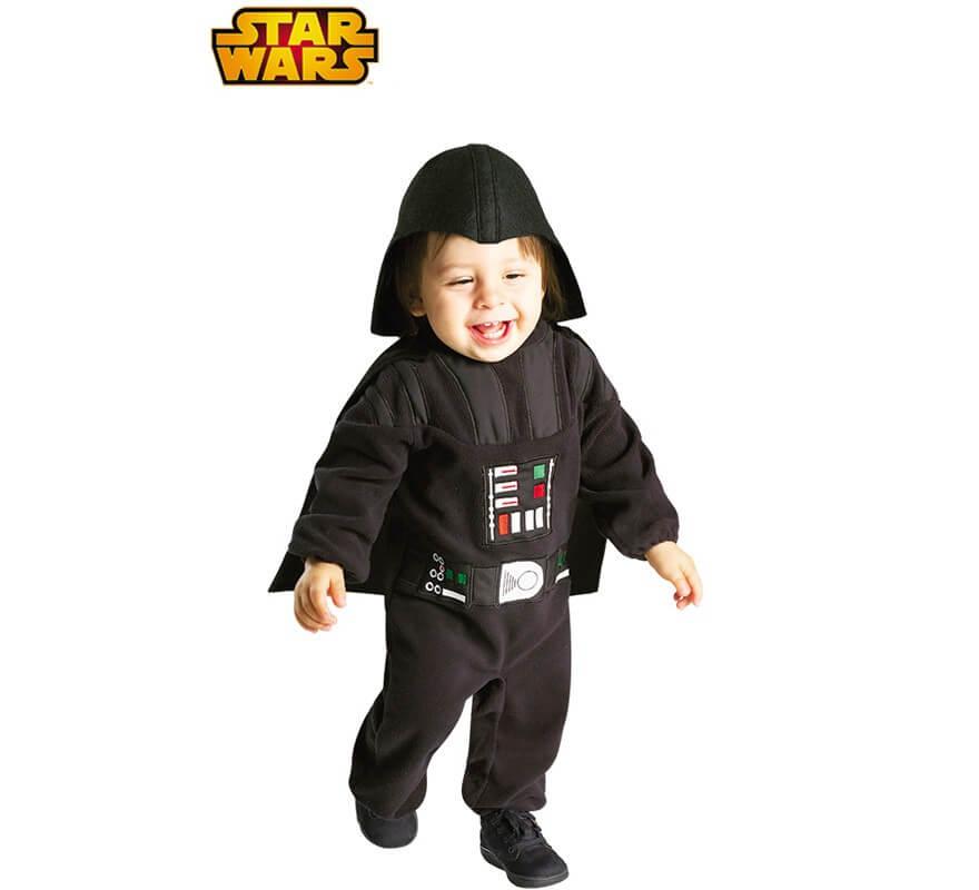 disfraces frikis para bebés disfraces recien nacidos star wars darth vader