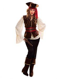 Disfraz de pirata mujer traje de pirata vestuario para chica