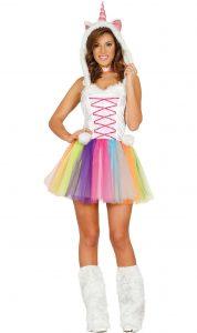 disfraces frikis mujer disfraz unicornio