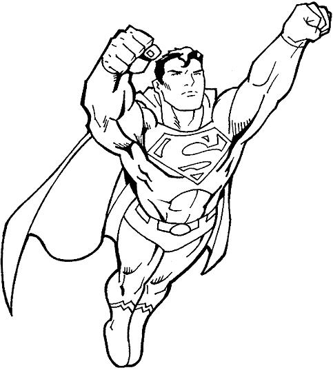 drawing marvel super heroes 323 - Superhéroes para colorear