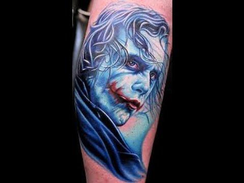 hqdefault - Frases, Imágenes y Tatuajesde del Joker (El Guasón)