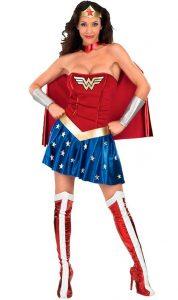 Disfraz de Wonder Woman - Disfraces frikis para mujer