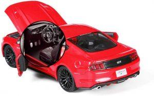 maqueta ford mustang para montar modelismo