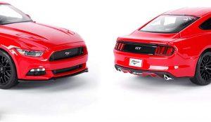 maqueta ford mustang para montar modelismo, maqueta mustang