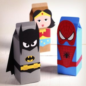 regalos de superheroes marvel dc niños y adultos