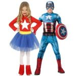 disfraces de Superheroes disfraz de superheroe para niñas niños adultos hombre mujer