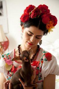 disfraz de frida kahlo, disfraces de frida kahlo disfraz de frida para niña y mujer