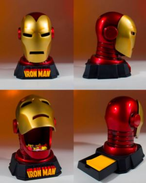 regalos de superheroes, merchandising de iron man