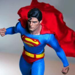 regalos de superheroes, merchandisin figuras de superman