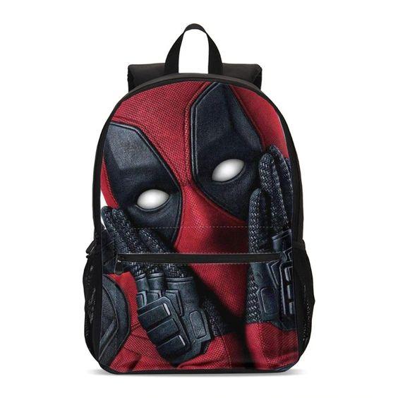 mochilas de superheroes para niños o niñas o adultos
