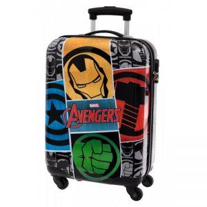 maleta los vengadores 300x300 - Maletas de equipaje y Bolsos de Viaje