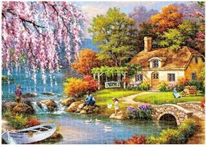 71lCXBEgmCL. AC SY355 300x214 - Puzzles Frikis y Rompecabezas