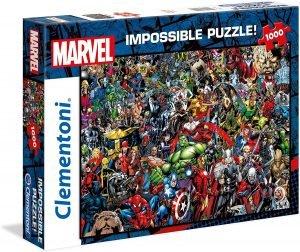 puzzle de marvel puzzle de vengadores rompecabezas de marvel