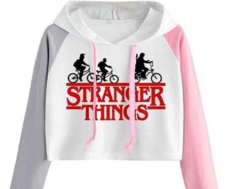 sudaderas camisetas stranger things regalos