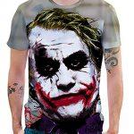 Camisetas de villanos camiseta de villano disney joker