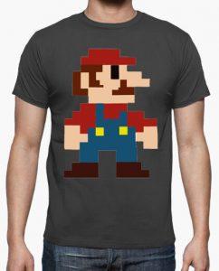 mario bros videojuegos freak geek humor camisetas friki i 1356231081910135623201709262 242x300 - Camisetas Frikis