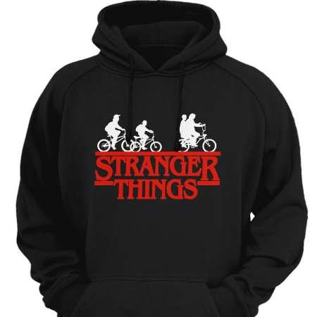 sudaderas camisetas stranger things regalos