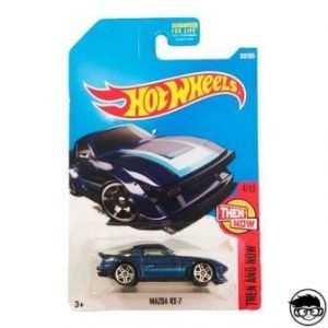 Hot Wheels Mazda rx 7 long card 300x300 - Juguetes Frikis