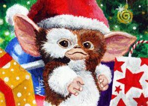aceo0 christmas gizmo gremlins 332x466x IMG 1064d 300x214 - Tienda Friki Online