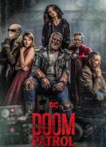 doom patrol, lista de las mejores series de superheroes