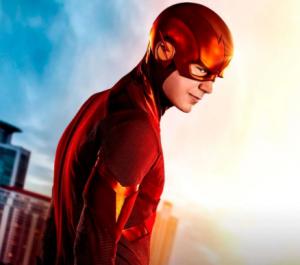 the flash, lista de las mejores series de superheroes