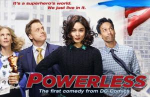 powerless, lista de las mejores series de superheroes