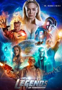 legends of tomorrow, lista de las mejores series de superheroes