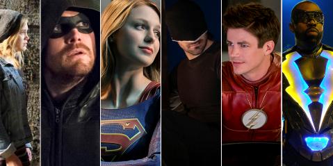 , lista de las mejores series de superheroes