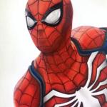 como dibujar a spiderman paso a paso, dibujos de spiderman