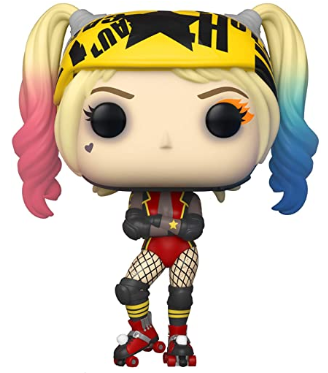 Funko Pop! Harley Quinn Birds of Prey Roller Derby