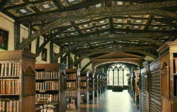 biblioteca de harry potter