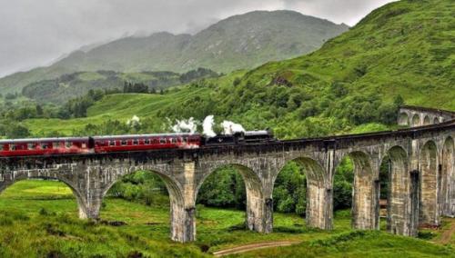 hogwarts express, tren de harry potter