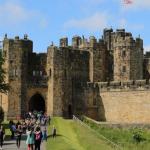 ¿dónde está el castillo de hogwarts de harry potter real?