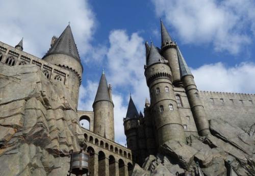 como llegar al castillo de hogwarts en el gps recreacion del castillo de hogwarts, en que pais esta el castillo de harry potter