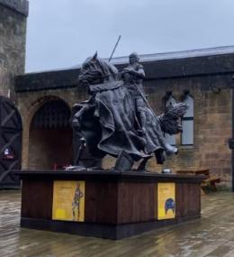 castillo de alnwick castillo de harry potter hogwarts