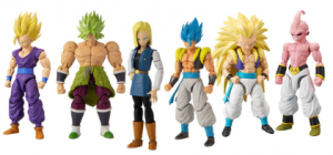 Colección de figuras y muñecos de Dragon Ball