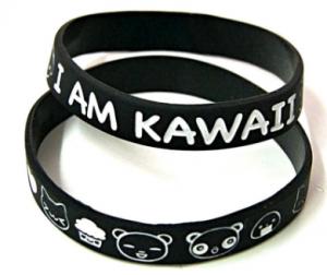 pulseras frikis kawaii