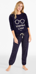 Pijamas de Harry Potter, pijama harry potter mujer