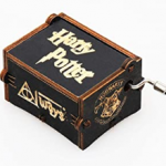 caja musical de harry potter