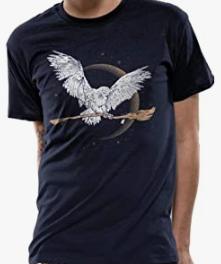 Camisetas de Harry Potter para hombre