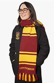 comprar bufandas harry potter