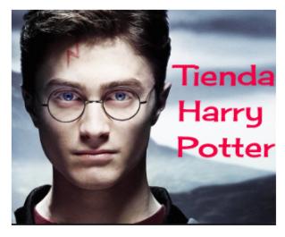 Tienda de artículos productos y regalos de Harry Potter, tienda online