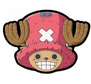 merchandising one piece, regalos de chopper one piece, tienda de chopper one piece