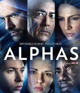 alphas , lista de las mejores series de superheroes