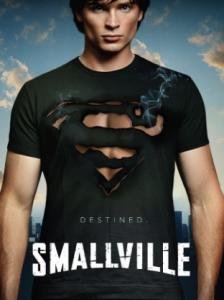 smallville, lista de las mejores series de superheroes