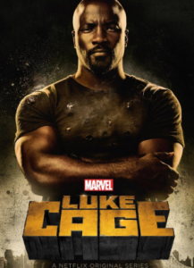luke cage, lista de las mejores series de superheroes, seriesdesuperheroes