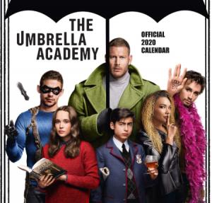 the umbrella academy, lista de las mejores series de superheroes